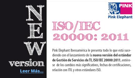 Certificaciones ITIL V3 Pink Elephant-Eventos TI