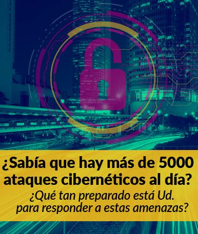 Video Webinar: El impacto de la ciberseguridad en las organizaciones