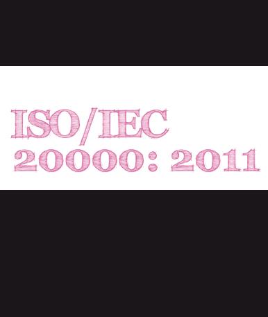 ISO/IEC 20000:2011