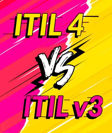 ITIL 4 vs. ITIL v3 primera parte