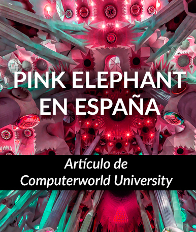 Pink Elephant llegó a España