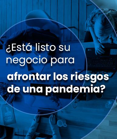 ¿Está listo su negocio para afrontar  los riesgos de una pandemia?