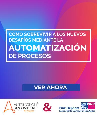 Video webinar: Cómo sobrevivir a los desafíos que se avecinan mediante la Automatización de Procesos
