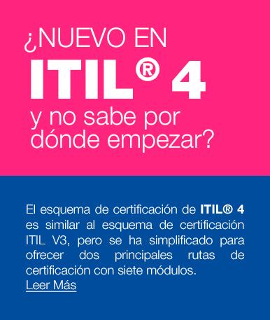 Actualización de ITIL 4