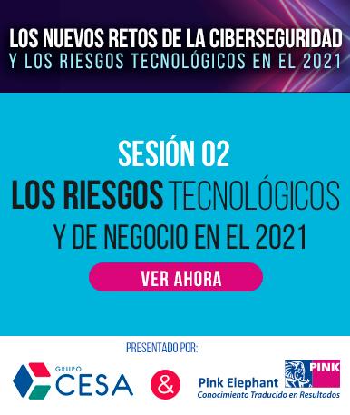 Video: Los Riesgos Tecnológicos y de Negocio en el 2021