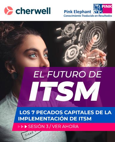 Video: El Futuro de ITSM Los 7 pecados capitales de la implementación de ITSM