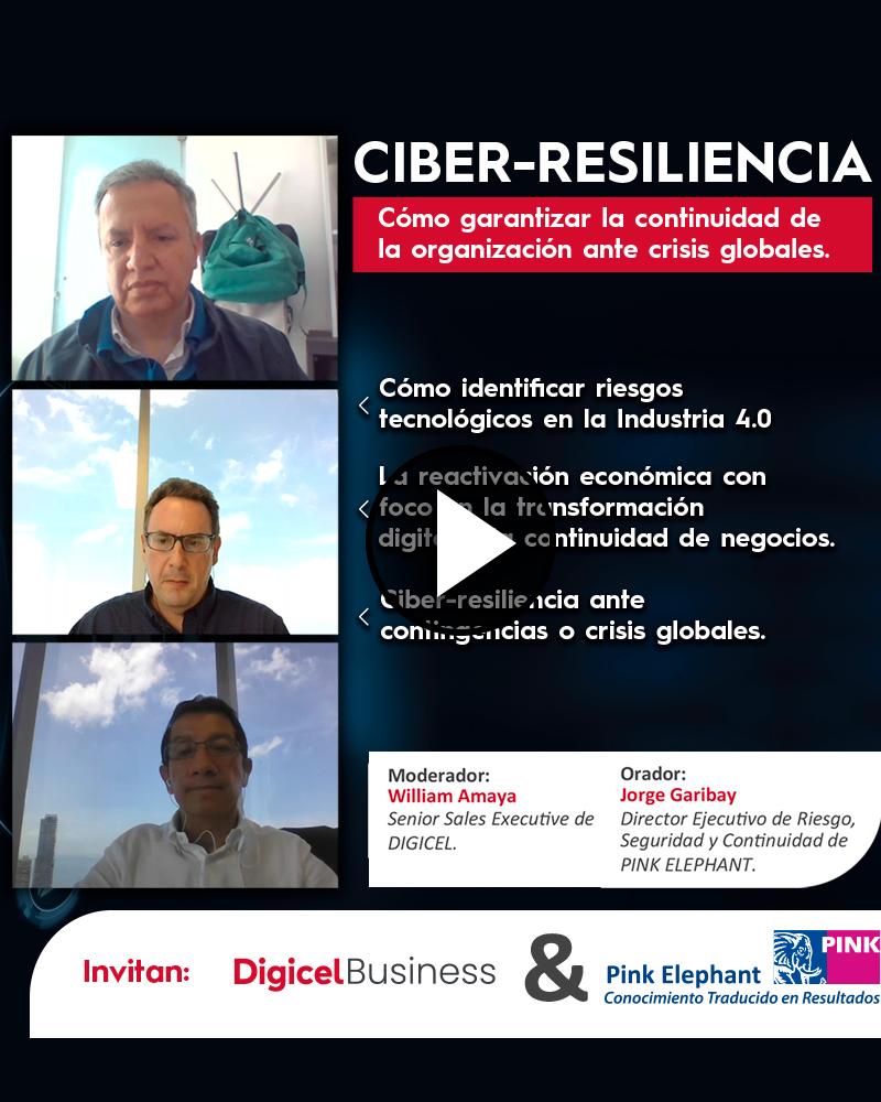 Video: Cómo garantizar la continuidad de la organización ante las crisis globales