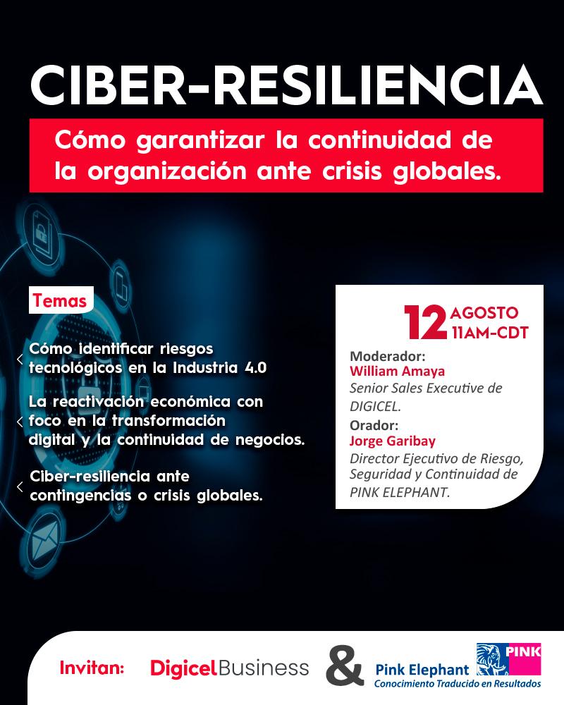 Cómo garantizar la continuidad de la organización ante las crisis globales